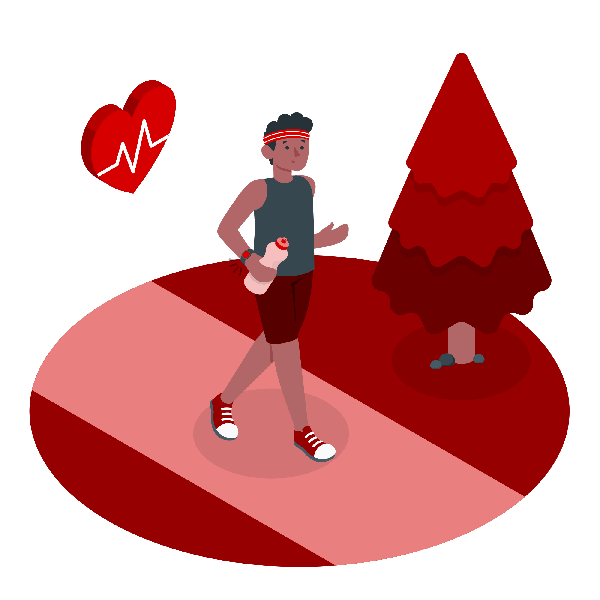 Man-doing-jogging